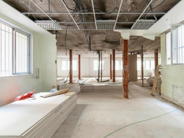 Reformas de pabellones industriales en Bilbao