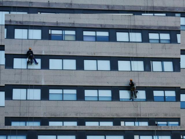 Rehabilitación de fachadas en Bilbao