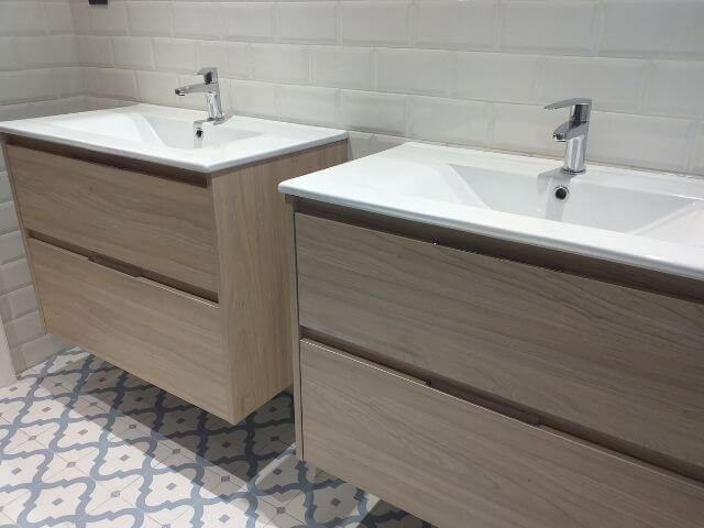 Reformas Integrales Bilbao - Redecoración de baño e implementación de nuevos muebles