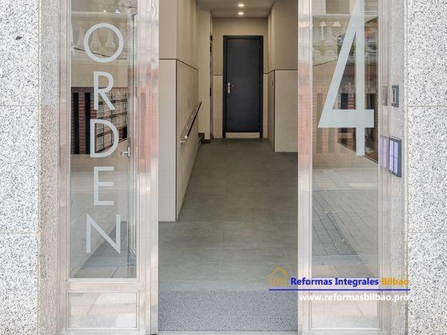 Reformas en Bilbao de baños